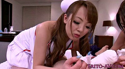 Japanese nurse, Japanese blowjob