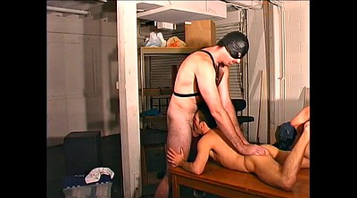 Anal slave, Spanking ass