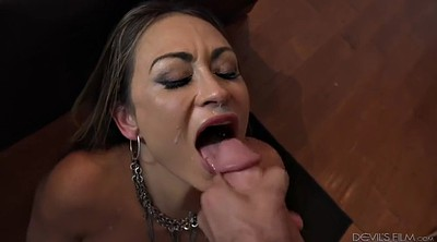 Mature young, Mature facial