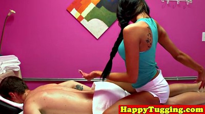 Tugging, Real massage, Oriental