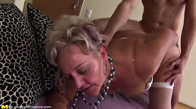 Analized, Creampie mature
