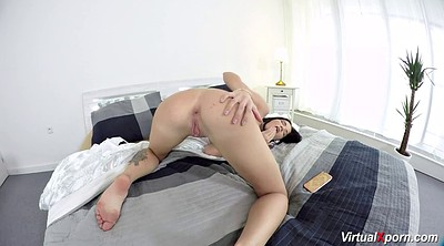 Teen solo, Teen masturbating