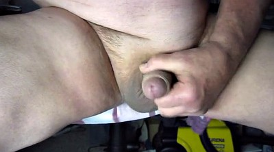 Mature handjob, Grandpa gay