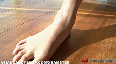 Thai, Teen solo, Solo teen, Asian foot