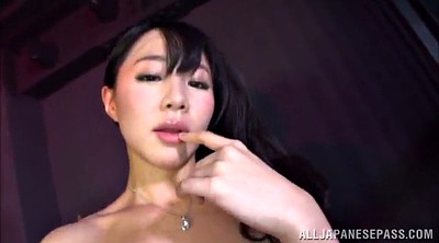 Model, Pantyhose masturbation, Asian solo