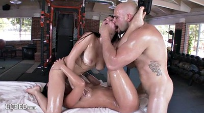 Jada steven, Oil ass