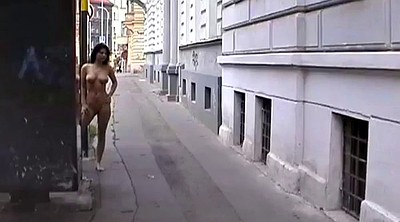 Street, Outdoor naked