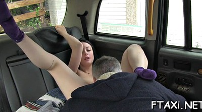 Fake, Car, Famous, Taxi, Fake taxi, Car sex