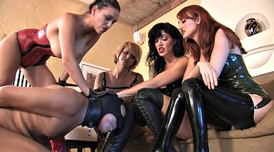 Boots, Femdom boot