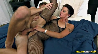 Stockings, Stocking, Stockings handjob