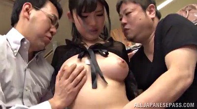 Swallowed, Asian gangbang
