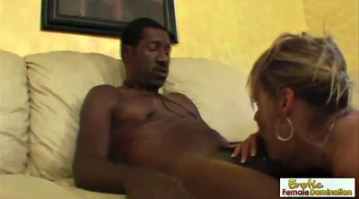 Ebony, Young wife, Big dick