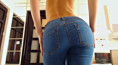 Squirting, Jeans, Pee jeans