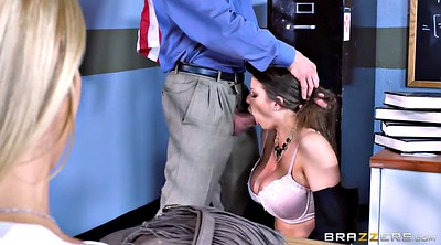 Brooklyn chase, Alexis fawx, Husband, Classroom, Watch, Cuckolds