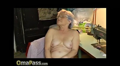 Grandma, Granny hairy, Amateur mature
