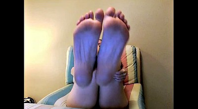 Sounding, Mature feet