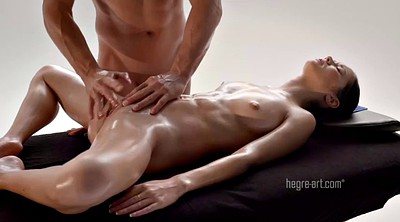 Couple, Oil anal, Anal massage