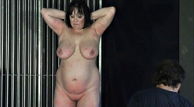 China, Needle, Torture, China bbw, Bondage bbw, Mature bbw