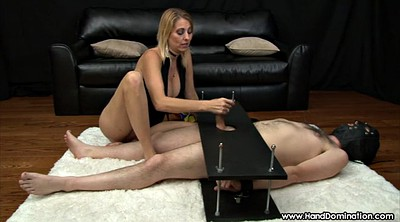 Mother, Bondage handjob