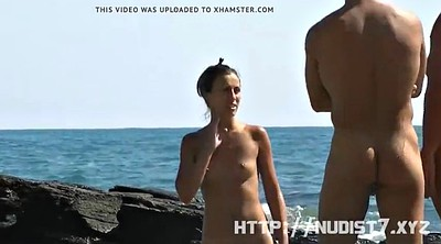 Nudist, Beach voyeur, Nudists, Nudist beach, Pretty girl, Nudist beach voyeur