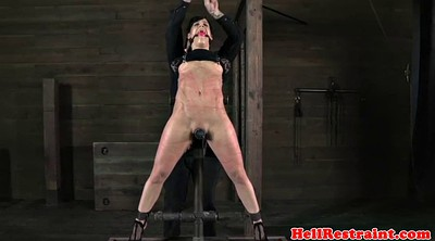 Heels, Caning, Nipple, Scream, Caned