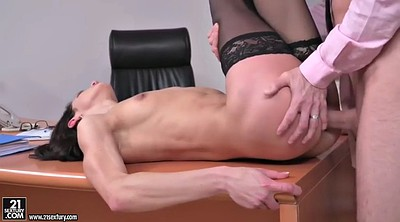 Secretary, Handsome, Secretary anal, Linda, Office secretary