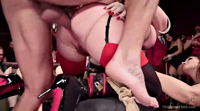 Fisting, Swinger, Spankings, Public bondage, Swingers party, Party orgy