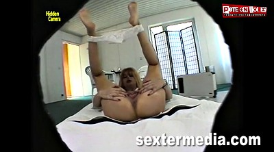 Hidden masturbation, Hidden masturbate, German blonde