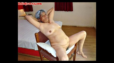 Grandma, Nude, Collection