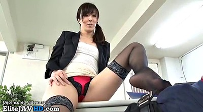 Japanese massage, Office, Japanese office, Japanese feet, Japanese masturbation, Japanese handjob