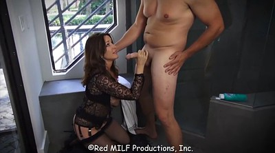 Mom son, Mom&son, Son mom, Mature mom, Mom big, Handjob son