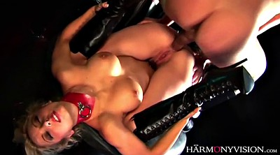 Latex, Strapon femdom, Mistress t, Strapon guy