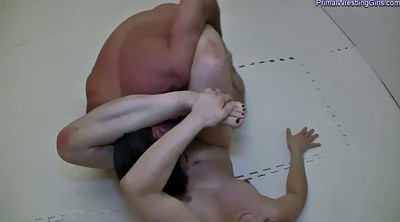Cock, Fight, Oil wrestling, Ring