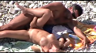 Caught, Nudist beach, Beach couple, Nudists, Beach sex, Beach public