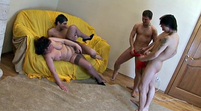 Bbw gangbang, Young mother, Old gangbang, Mothers, Mature gay, Four