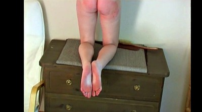 Spank, Toes