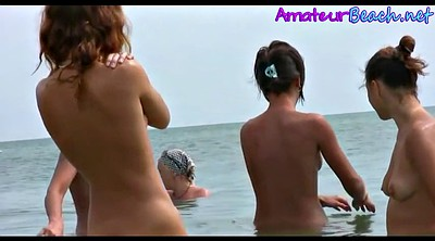 Nudist, Beach voyeur, Hidden beach, Nudism, Nudist beach voyeur, Hairy close up
