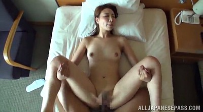 Orgasm, Hairy pov, Asian slut, Asian huge tits