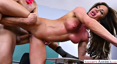 Mature cumshot, Students