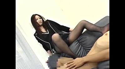 Nylon feet, Pantyhose feet, Asian pantyhose, Asian foot