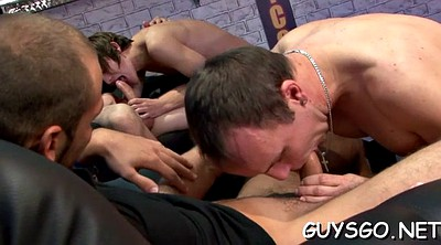 Orgy party, Anal orgy