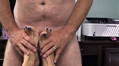 Footjob, Mature foot, Milf footjob, Mature feet, Beautiful foot