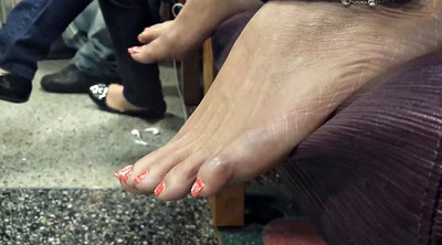 Hospital, Fetish, Mature foot, Mature latina