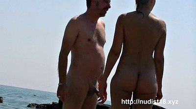 Beach, Nudist, Voyeur beach, Public flashing, Nudists, Nudist beach