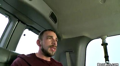 In the car, Gay sex
