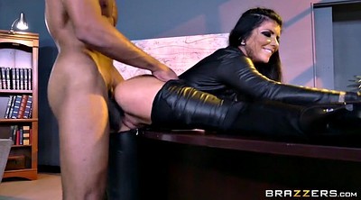 Boots, Glove, Romi rain, Leather