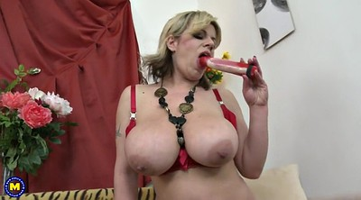 Mother, Breast, Mature milf