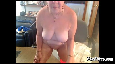 Grandma, Mature webcam, Bbw mature