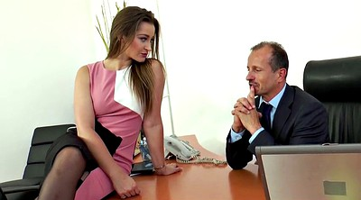 Dani daniels, Black stocking