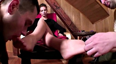 Footing, Foot fetish, Femdom foot